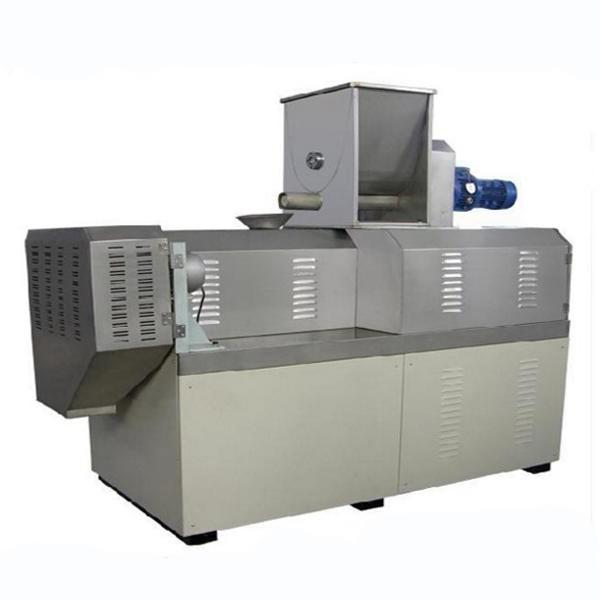 Core Filling Puff Snacks Food Extruder #1 image